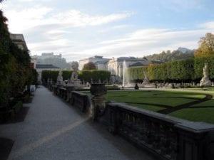 Salzburg Mirabell