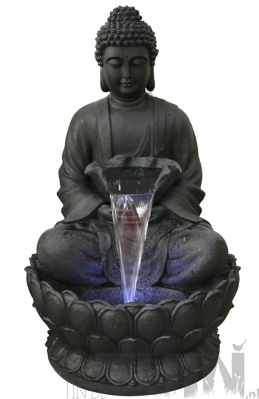 Boeddha Fontein Voor Buiten.Boeddha Fontein Meditatie