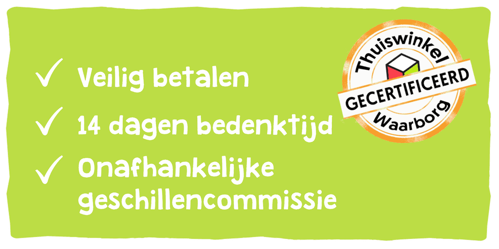 thuisindetuin.nl Waarborg stempel