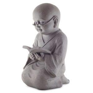 boeddha tuinbeelden shaolin monnik