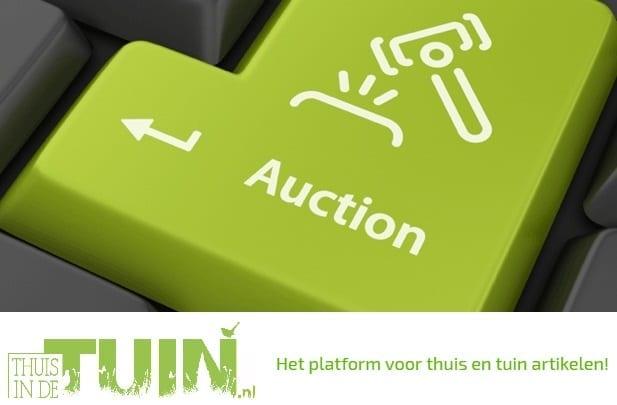 online veiling thuisindetuin.nl decoratie