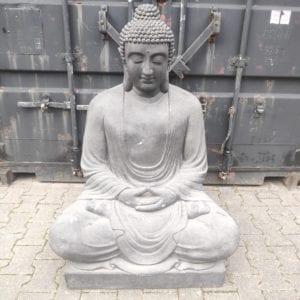 veiling boeddha zit groot