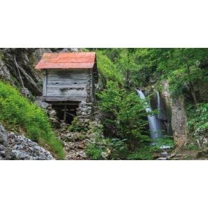 1900302167-buitenschilderij-waterval-bij-hut-pb-collection-70x130