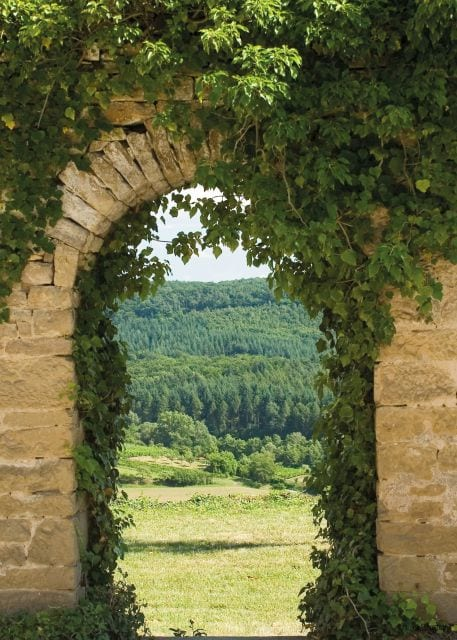 1800403166_4-buitenschilderij-brick-wall-meadow-70x130