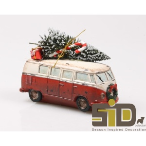 BUS T1 MET KERSTBOOM LED - KE 3397