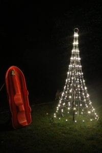 kerstboom voor buiten 180 cm