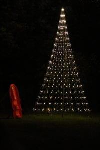 kerstboom voor buiten 400 cm