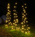 starry nights 1M kerstboom set of 3 kerstbomen